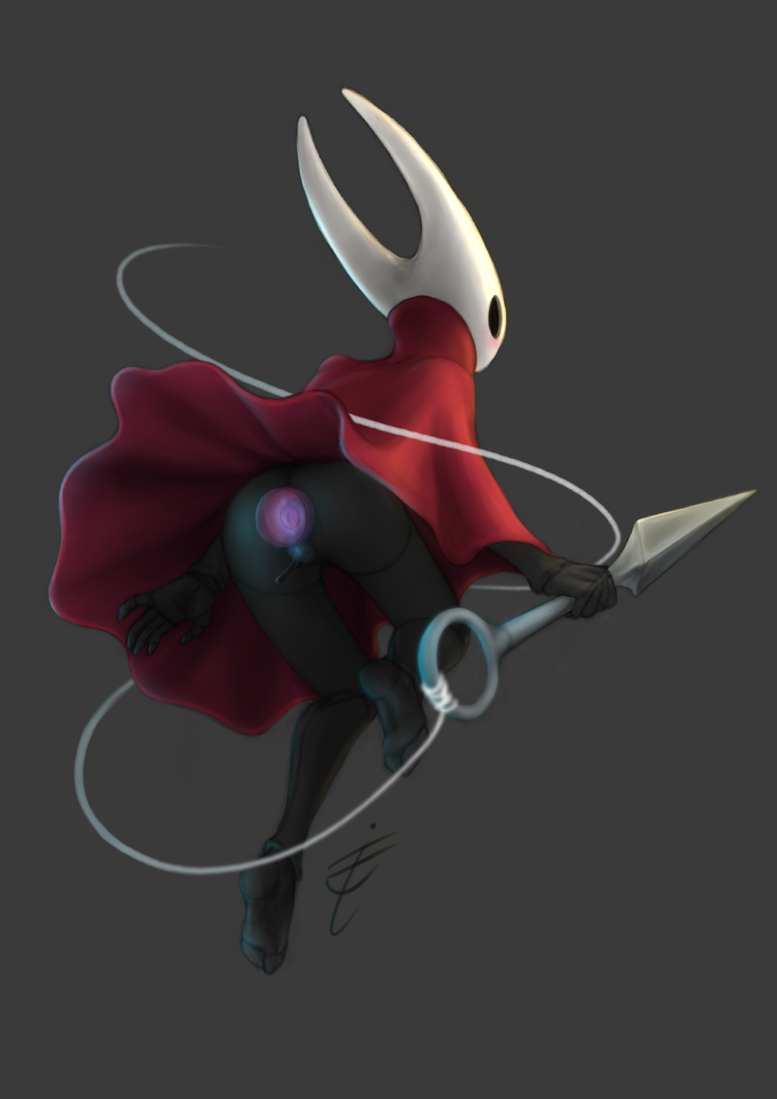 beast herrah the hollow knight Who was gozer in ghostbusters