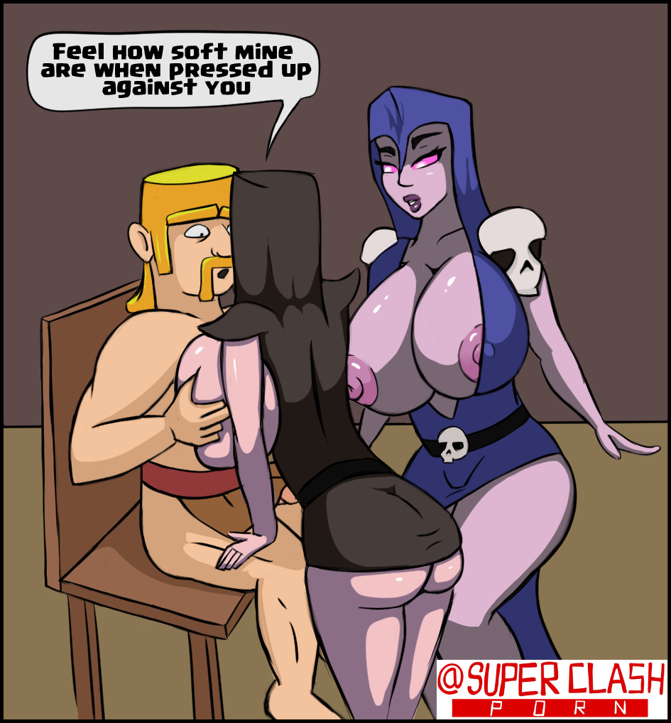 clans animated clash of porn Goku and android 18 lemon