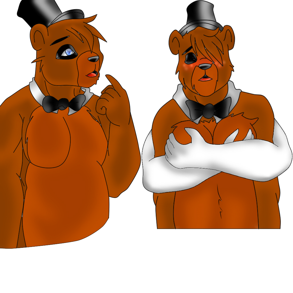 characters nights freddy's at pics of five Nsfw discord channels to join