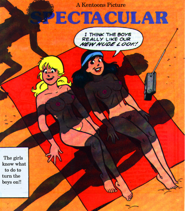 comics betty porn and veronica Fall-from-grace planescape