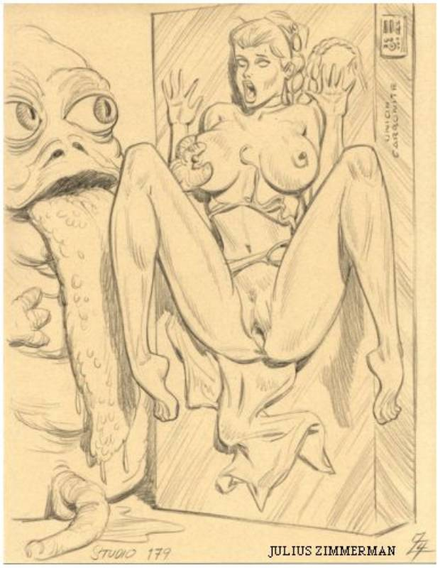 girls slave jabba hutt the My lonely neverending game of hide and seek