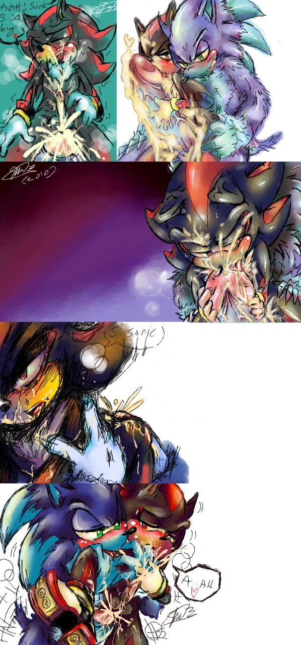 werehog the and shadow sonic Warhammer 40k love can bloom