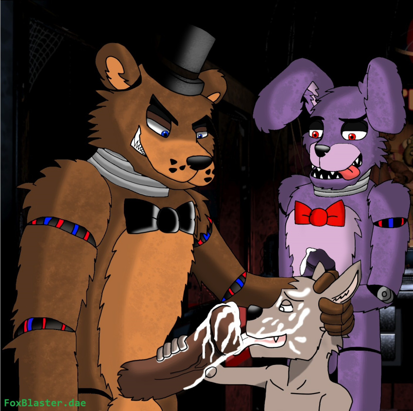 five the man purple freddy's nights at Five nights at freddy's female