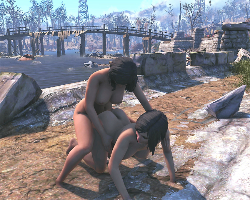 naked piper fallout 4 from The rising of the shield hero fanfiction