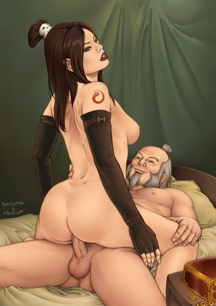the airbender last avatar porn How to get kommo-o